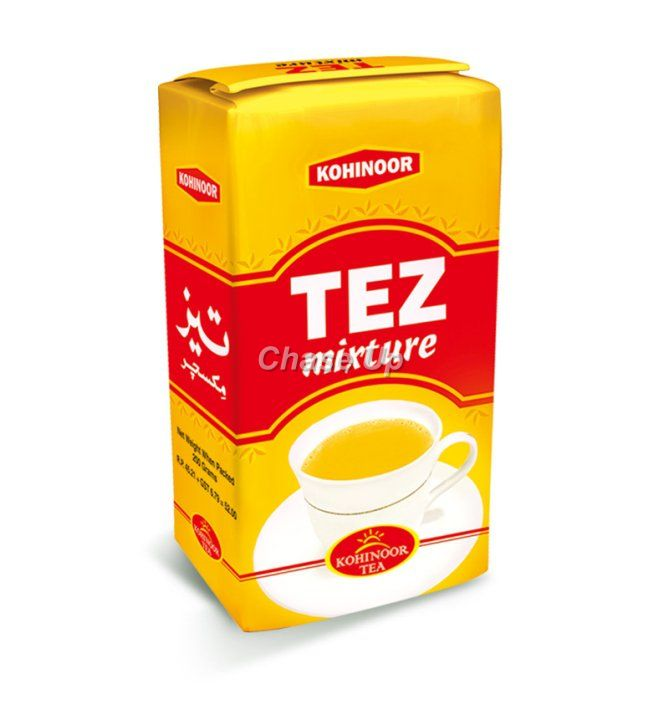 Kohinoor Tez Mixture Tea Box 190gm