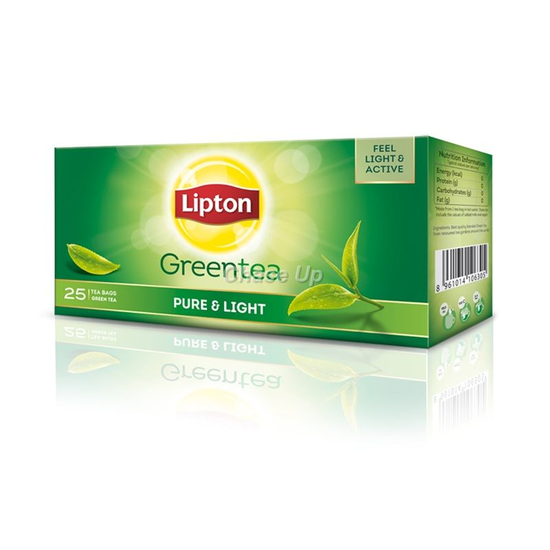 Lipton Pure Green Tea T/B 25pcs