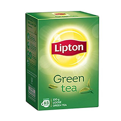 Lipton Green Tea Box 100gm