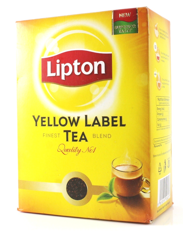 Lipton Tea Box 380gm