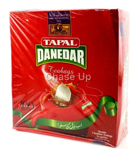 Tapal Danedar Tea Knotted T/B 200gm 100pcs