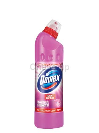 Domex Pink Power Toilet Cleaner 500ml