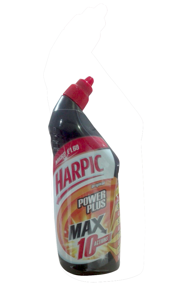 Harpic Power Plus Original Toilet Cleaner 750ml Imp