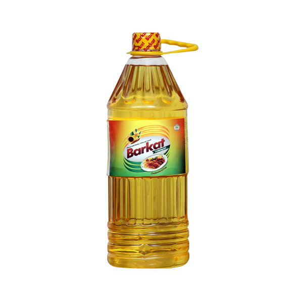 Barkat Cooking Oil Bottle 5ltr
