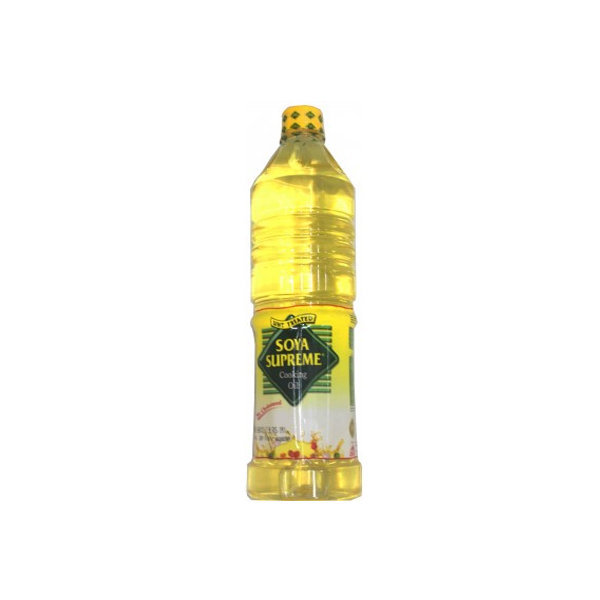 Soya Supreme Cooking Oil Bottle 3ltr