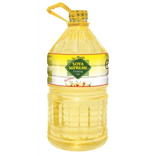 Soya Supreme Cooking Oil Bottle 5ltr
