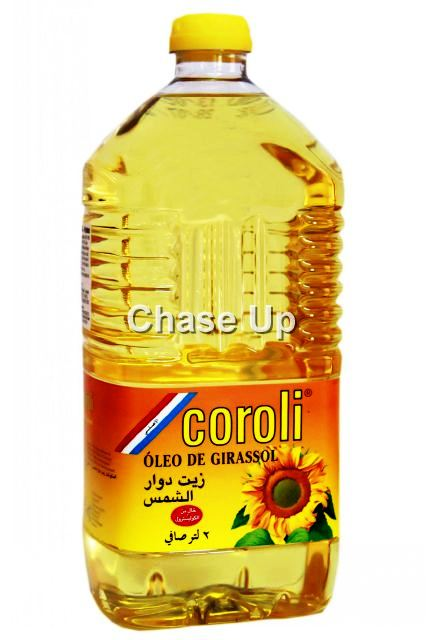 Coroli Sunflower Cooking Oil Bottle 1.8ltr