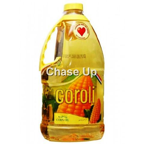 Coroli Corn Cooking Oil Bottle 3ltr