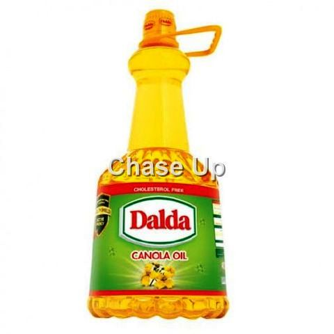 Dalda Canola Cooking Oil Bottle 3ltr