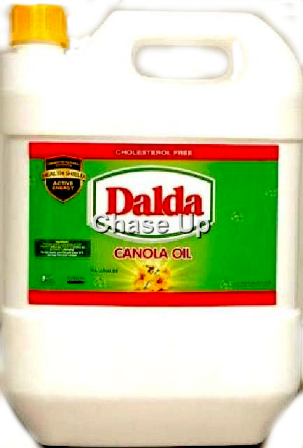 Dalda Canola Cooking Oil Jerry Can 16ltr