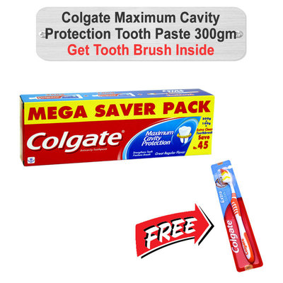 Colgate Maximum Cavity Protection Tooth Paste 300gm-C