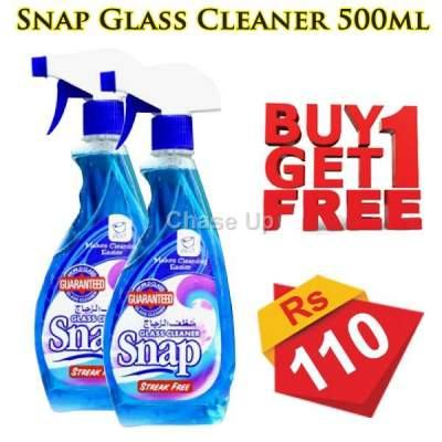 Snap Glass Cleaner 500ml