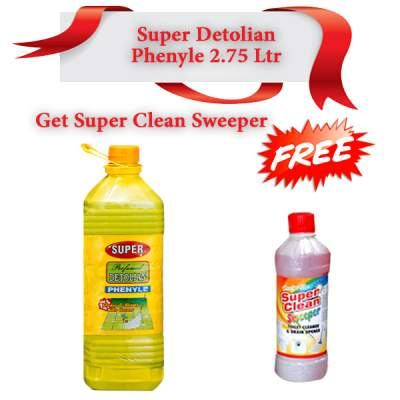 Super Detolian Perfumed Phenyl 2.75ltr