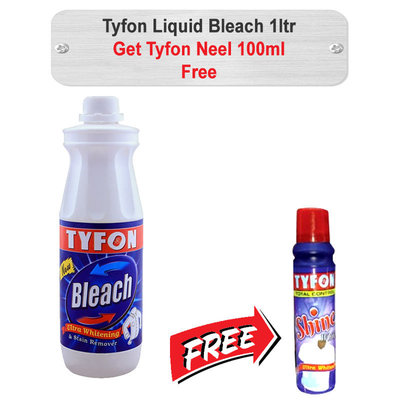 Tyfon Liquid Bleach 1ltr