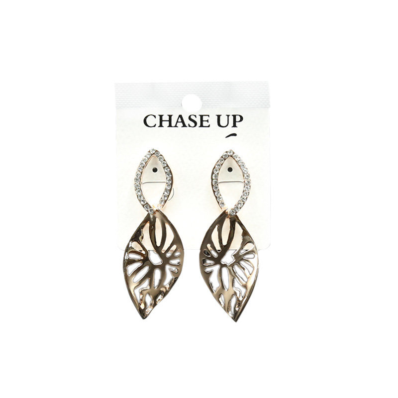 Chaseup Zircon Ear Ring P32
