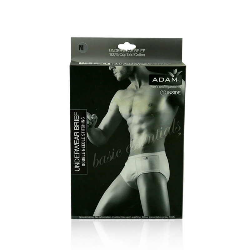 Adam Hip Cotton Gents Brief S-XL 8118 MED