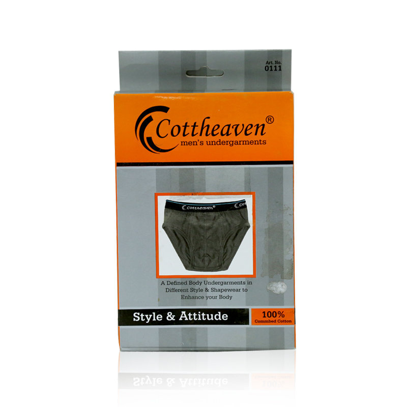 Cottheaven Lycra Gents Underwear S-XL 2pcs 0111 Dhaka