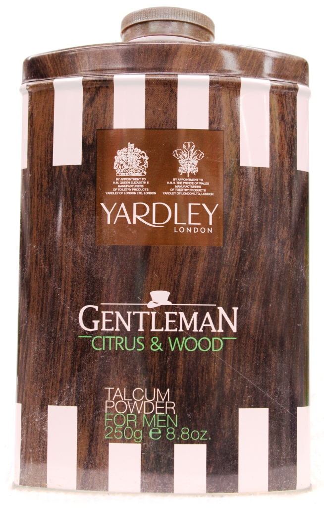 Yardley Gentleman Citrus Talcum Powder 250gm