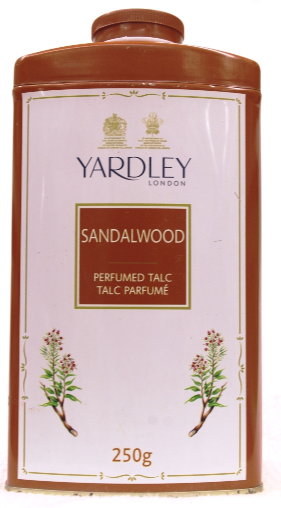 Yardley Sandal Wood Talcum Powder 250gm