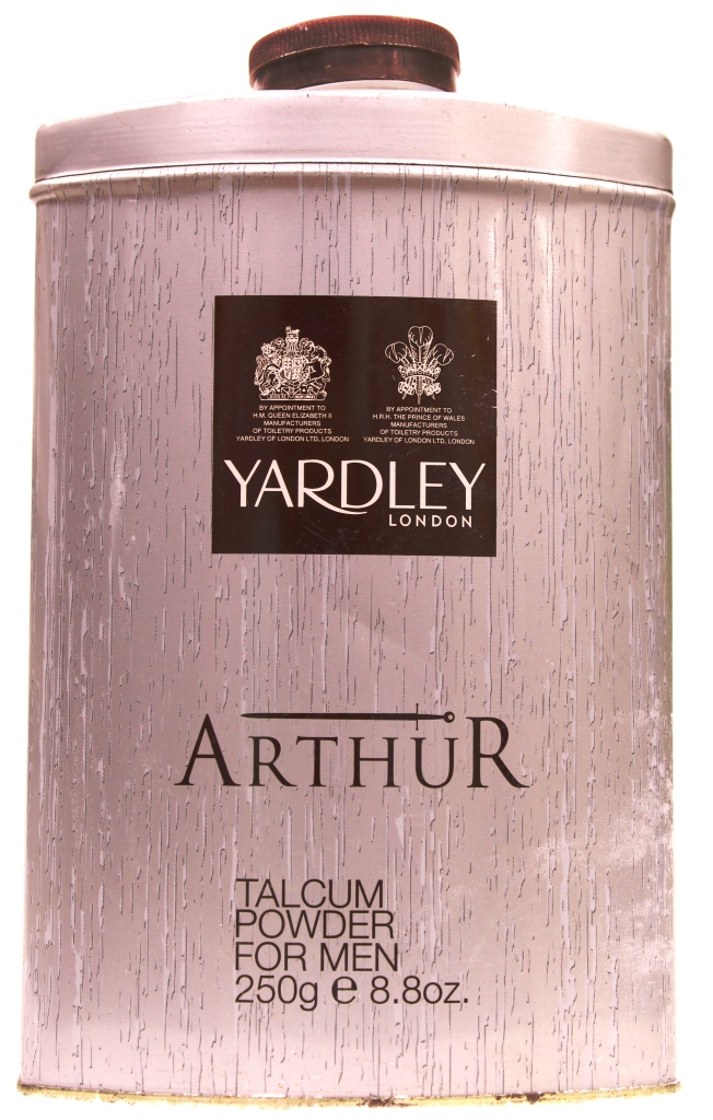 Yardley Arthur Talcum Powder 250gm