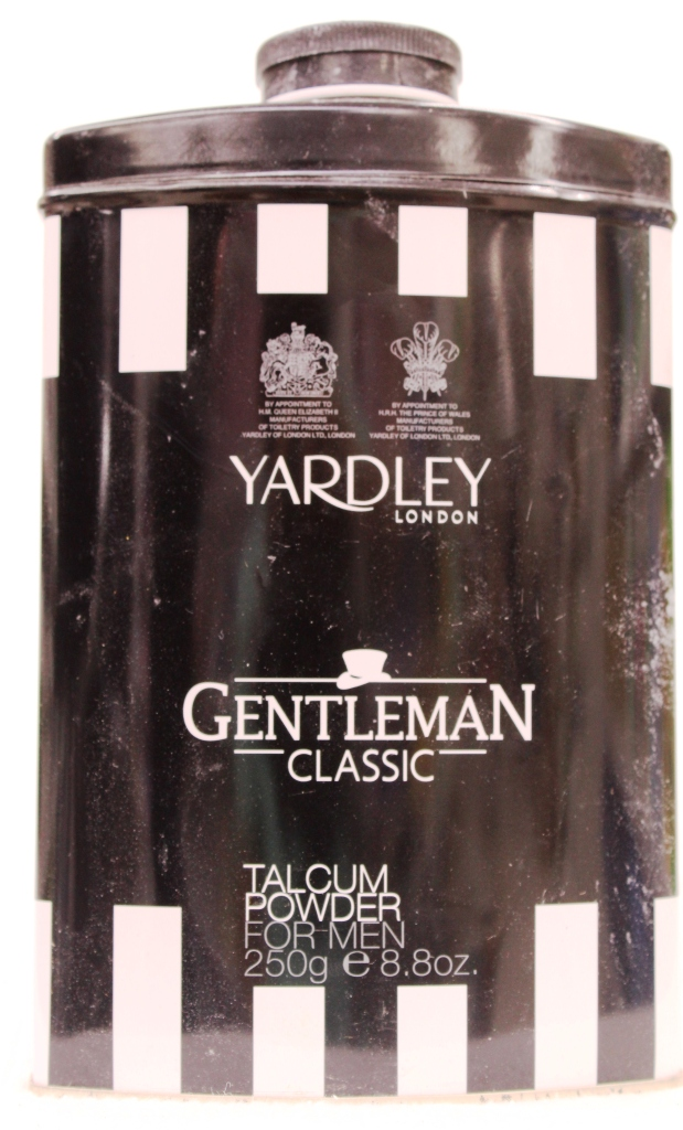 Yardley Gentleman Classic Talcum Powder 250gm