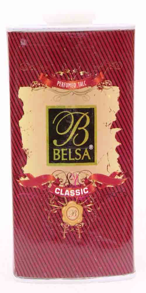 Belsa Classic Perfumed Talcum Powder Small