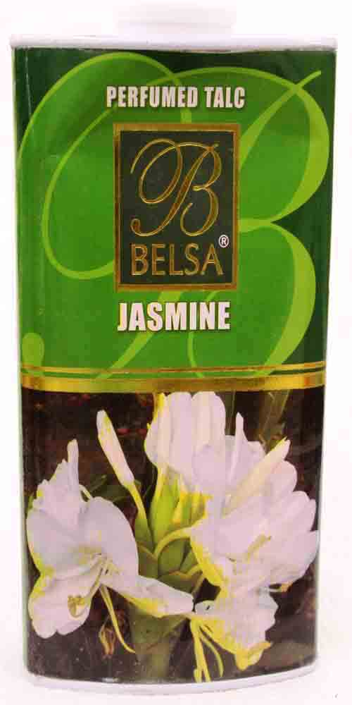 Belsa Jasmine Perfumed Talcum Powder Large