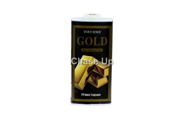 Touchme Gold Talcum Powder Large