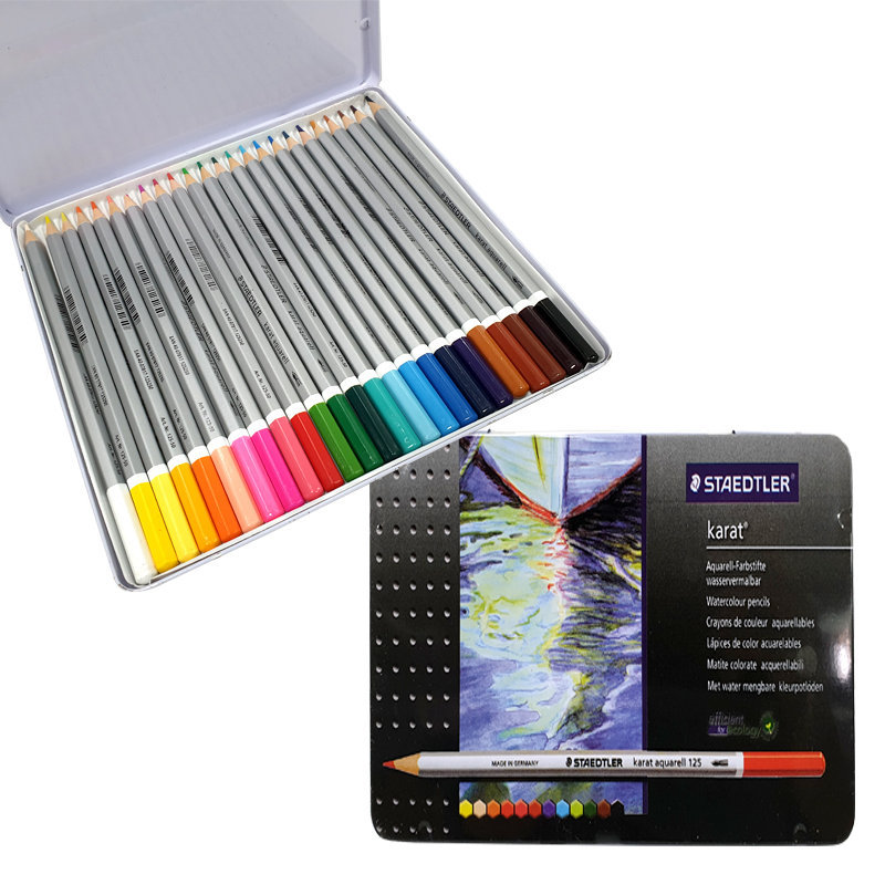 Chaseup Color Pencil Box 24pcs P34 (MB-CH)