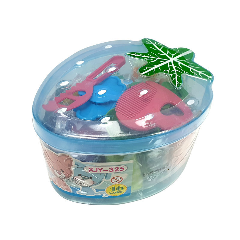 Duckey 3D Play Dough Clay 16Colors 325