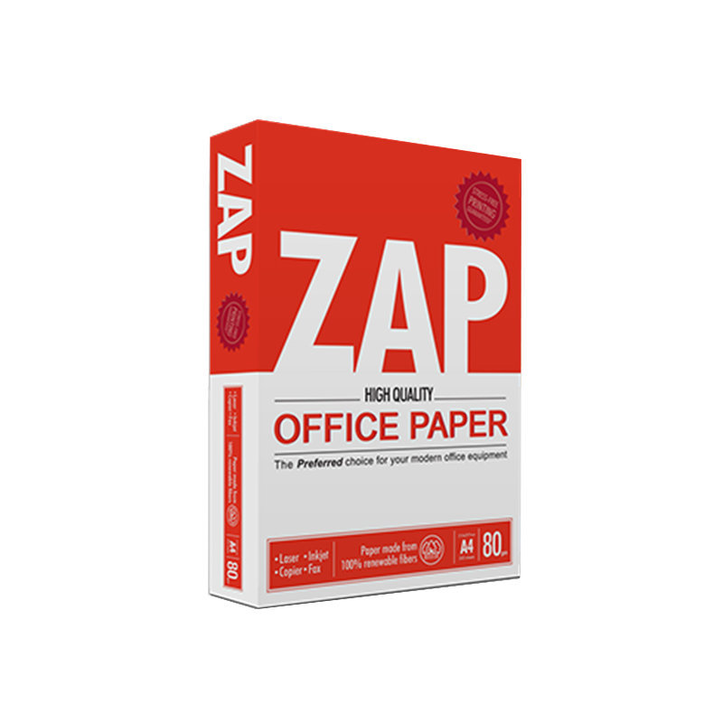 ZAP A4 Papers 80-GSM P58 AT