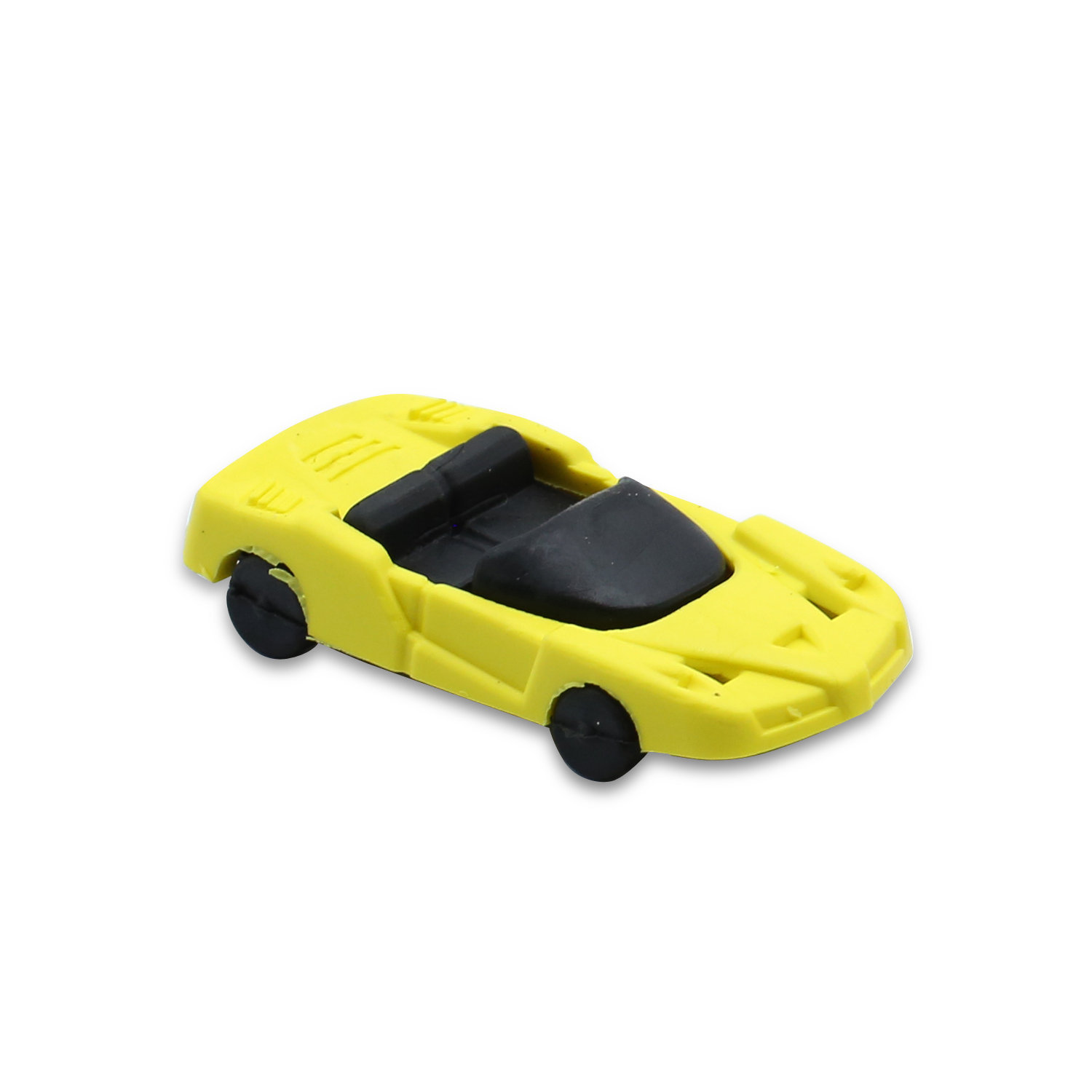Loufor Car Eraser 5262 Yellow