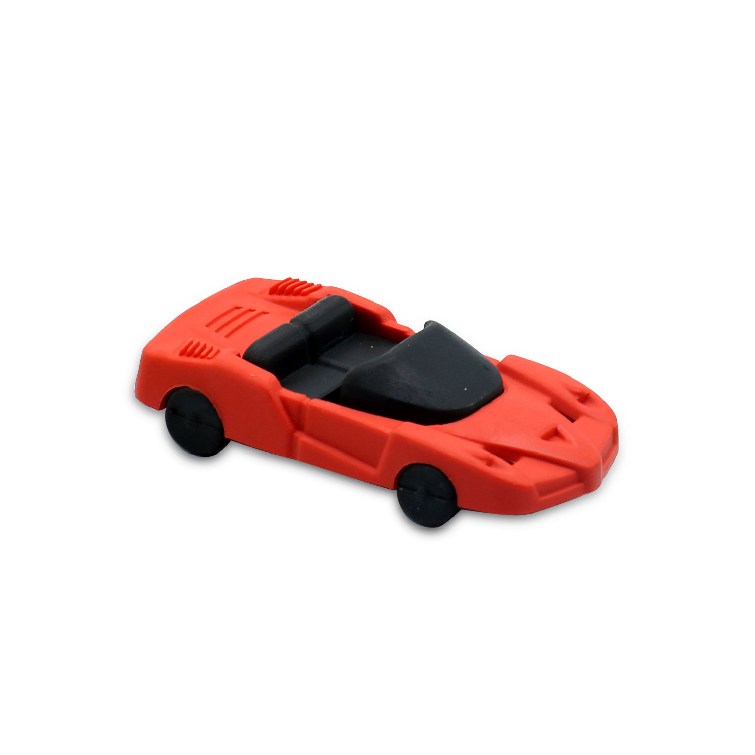 Loufor Car Eraser 5262 Red