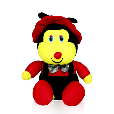 Chaseup Lady Bug Stuff Toy-1 C1542-10