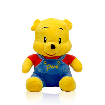 Chaseup Pooh Stuff Toy Small B1167-9