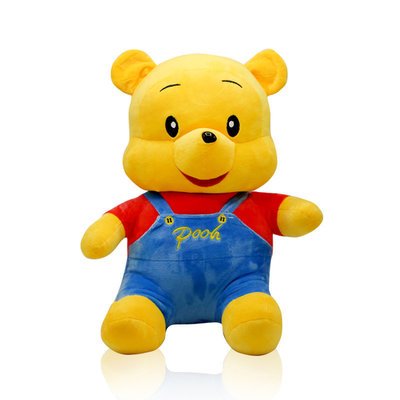 Chaseup Pooh Stuff Toy Medium B1167-10