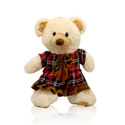 Chaseup Bear Stuff Toy Medium C1514-08