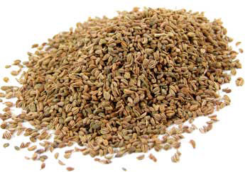 Chaseup Whole Ajwain Spices 100gm