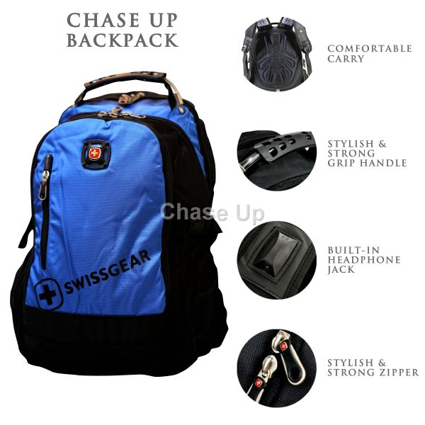 Gents Backpack 770 / TI-001 Imp (Blue)