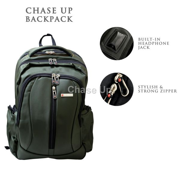 Gents Backpack 8616 TI-014 Imp (Green)