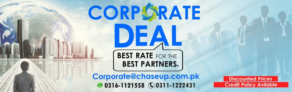 Corporate  deals