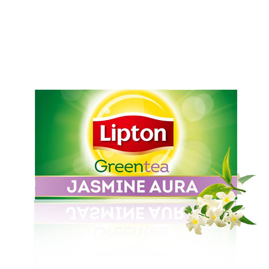 Lipton Jasmine Green Tea T/B 25pcs