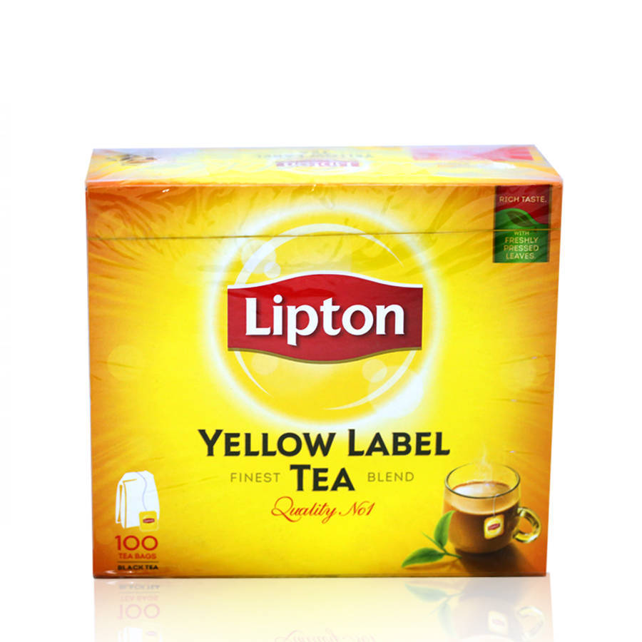 Lipton Tea T/B 200gm 100pcs