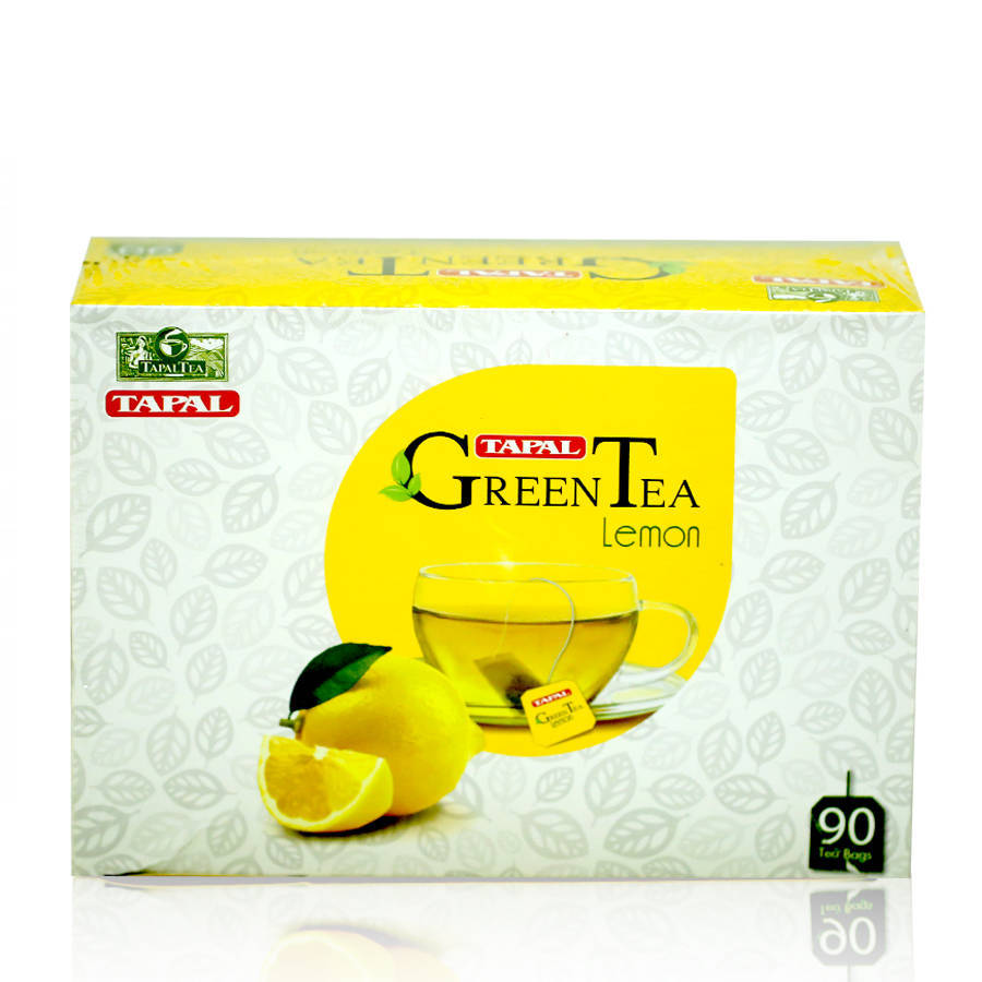 Tapal Lemon Green Tea T/B 90pcs 135gm