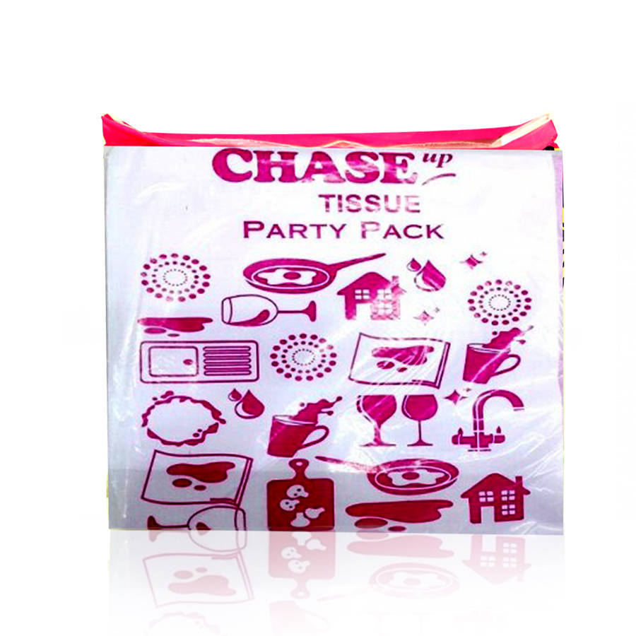 Chaseup Party Pack Tissue 350gm