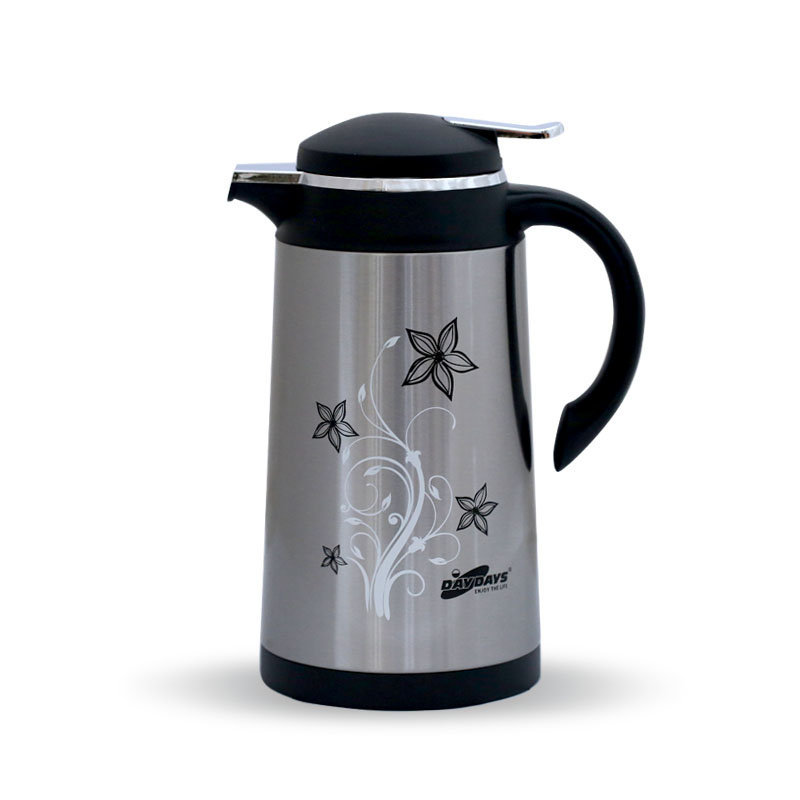 Day Days S-S Printed Thermos 1 ltr 2888C