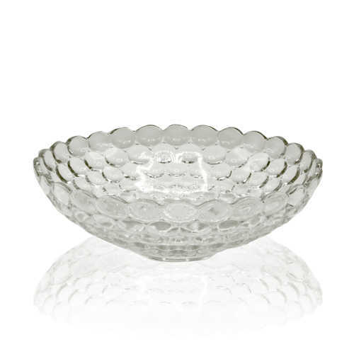 Red Cherry Crystal Fruit Dish P15-C
