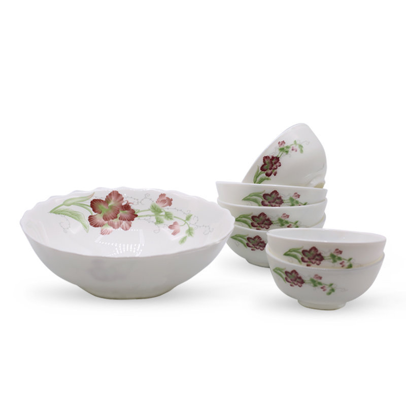 Home Pride Opal Soup Set 7pcs A