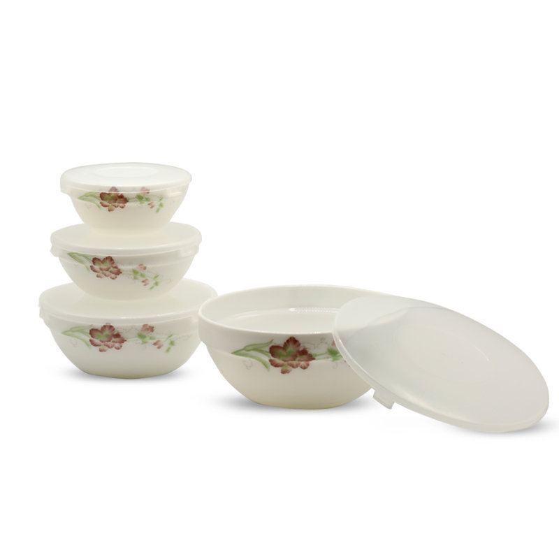 Home Pride Opal Bowl Set 4pcs A
