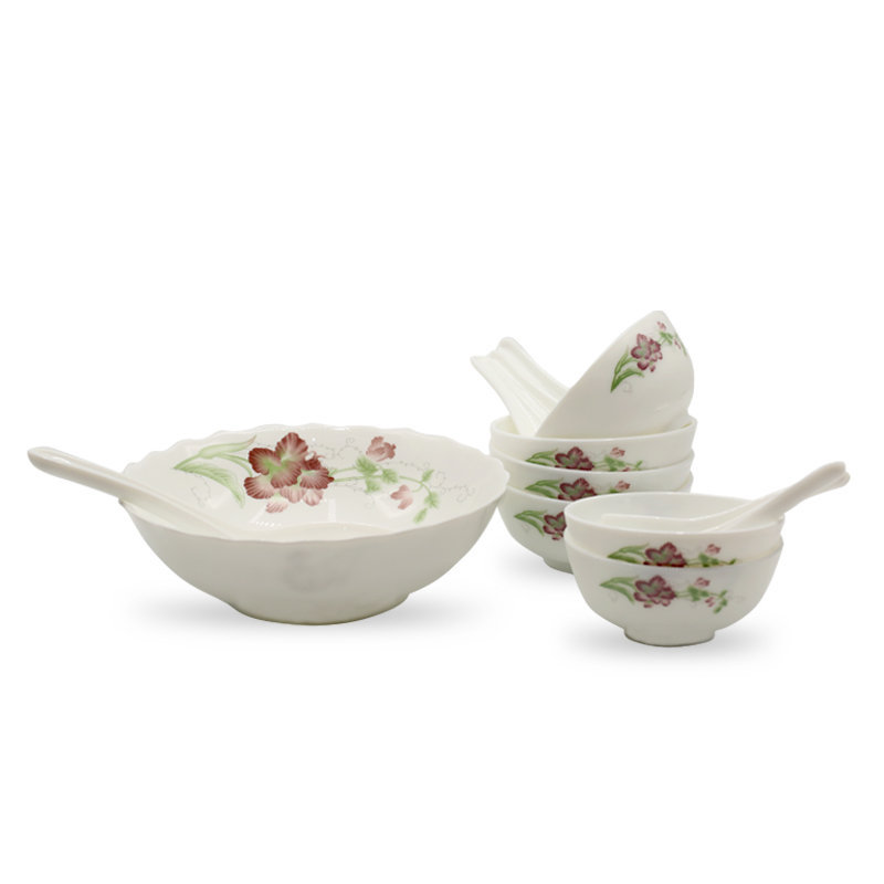 Home Pride Opal Soup Set 14pcs A